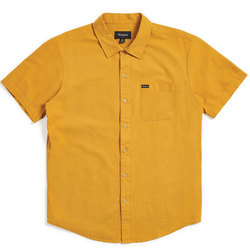 Brixton Charter Oxford S/S Woven Shirt - Men's