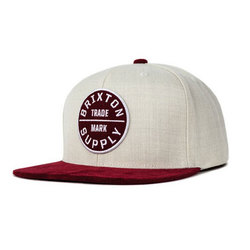 Brixton Oath III Snap Back Hat