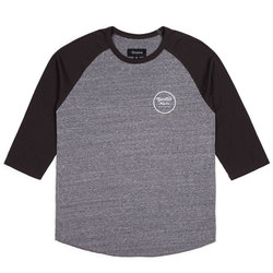 Brixton Wheeler S/S Tee - Men's
