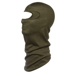 Buff Balaclava Wool Buff