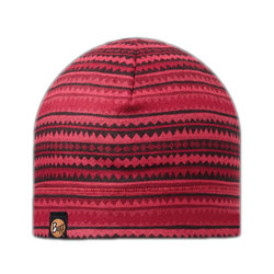 Buff Polar Printed Hat