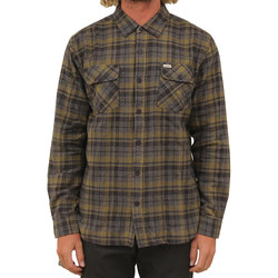 Captain Fin Badger Flannel
