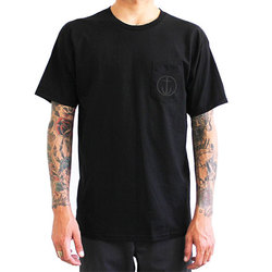 Captain Fin Helm Prem Pocket Tee