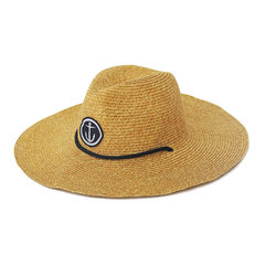 Captain Fin Kookmeyer Straw Hat