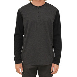 Captain Fin Lace Out LS Knit