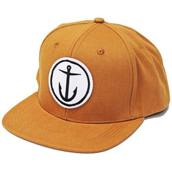 Captain Fin Original Anchor 6 Panel Hat