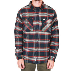 Captain Fin Simple Jacket Flannel