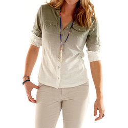 Carve Designs Anderson Button Down - Women's