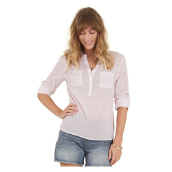 Carve Designs Dylan Gauze Shirt - Womens