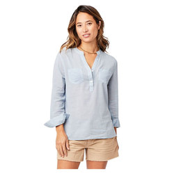 Carve Designs Dylan Gauze Shirt - Women's