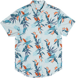 Catch Surf Barkley S/S Shirt