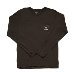 Catch Surf Twin Palms Crest L/S Pocket Tee