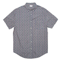 Catch Surf Roger S/S Paisley Shirt