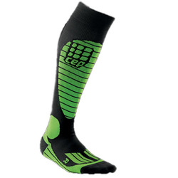 CEP Compression Progressive+ Ski Race Sock - Women's