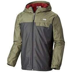 Columbia Mountain Side Lined Windbreaker - Kids'