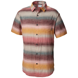 Columbia Under Exposure Yarn-Dye Short Sleeve Shirt - Men's