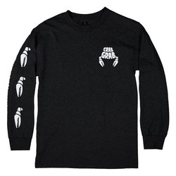 Crab Grab Claw Long Sleeve T-Shirt