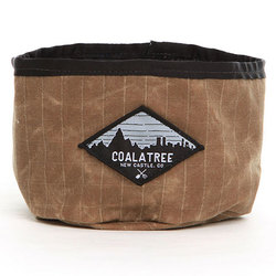 Coalatree Packable Dog Bowls