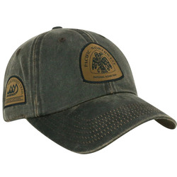 Crown Trails Headwear Pacific Northwest Trail Association Adjustable Strap Primitive Visor Hat