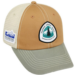 Crown Trails PCT Trailway Hat