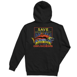 Dark Seas DS X Grudens Save Bristol Bay Hoodie - Men's