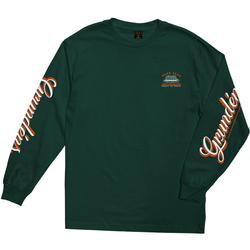 Dark Seas X Grudens First Class Stock Long Sleeve Tee - Men's