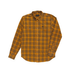 Dark Seas Harbour L/S Woven Shirt