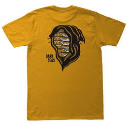 Dark Seas X SBK Dead Head Premium Tee Shirt - Men's
