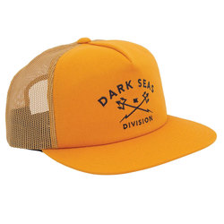Dark Seas Trident Trucker Hat