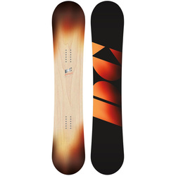 DC Space Echo Snowboard 2017