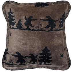 Denali Square Pillow