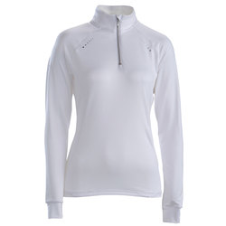 Descente Kate T-Neck Zip Top - Womens