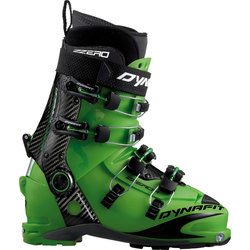 Dynafit ZZero 4 Green Machine TF Alpine Touring Boot 2011