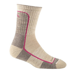 Darn Tough Light Hiker Micro Crew Light Cushion Socks - Women's