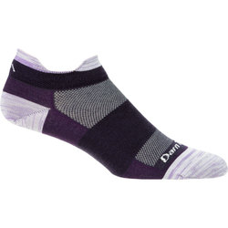Darn Tough Merino Wool Run-Bike No-Show Mesh Socks - Women's