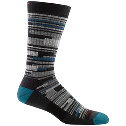 Darn Tough Urban Block Crew Light Cushion Socks - Men's