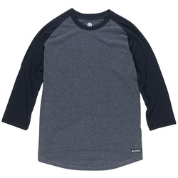 Element Basic Raglan 3/4 Sleeve T-Shirt