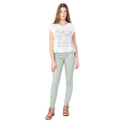 Element Weekend Life Crop Tee - Women's