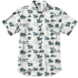 Element Wendel Printed Short Sleeve Woven