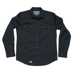 Electric Fairview Solid L/S Shirt