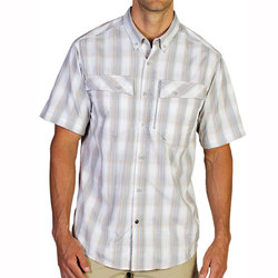 ExOfficio Lodestone Plaid S/S Shirt