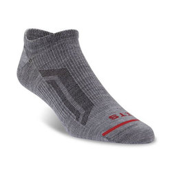 Fits Ultra Lite Runner No Show Socks