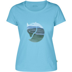Fjallraven Watercolour Fox T-Shirt - Women's