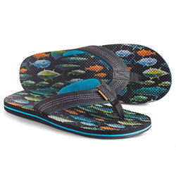 Freewater Zac Print Sandal - Men's