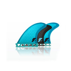Futures Fins V2F4 Blackstix 3.0
