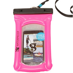geckobrands Float Phone Dry Bag