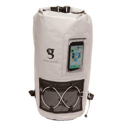 geckobrands Hydroner 20L Waterproof Backpack