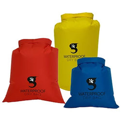 geckobrands Lightweight Compression Dry Bag 3-Pack