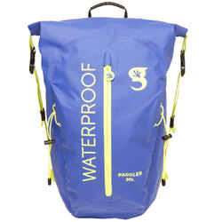 geckobrands Paddler 30L Waterproof Backpack