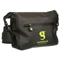 geckobrands Waterproof Tarpaulin Dry Bag Waist Pouch